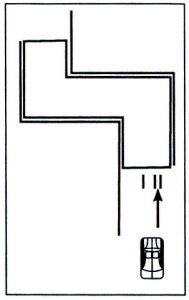 Bài 4: Qua Vệt Bánh Xe Và Đường Vòng Vuông Góc - 11 Bài Thi Sa Hình