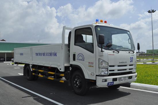 Địa chỉ đăng ký học bằng lái xe tải hạng C