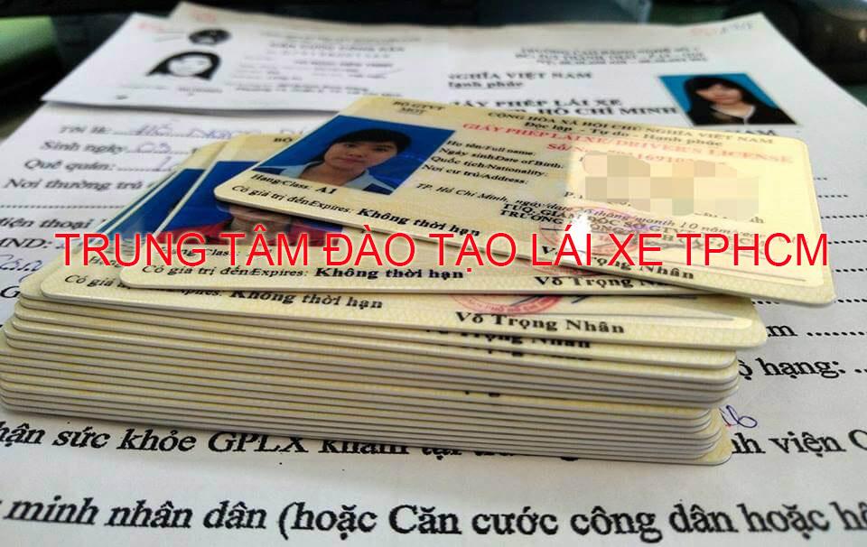 Địa chỉ đăng ký thi bằng lái xe máy tại TPHCM