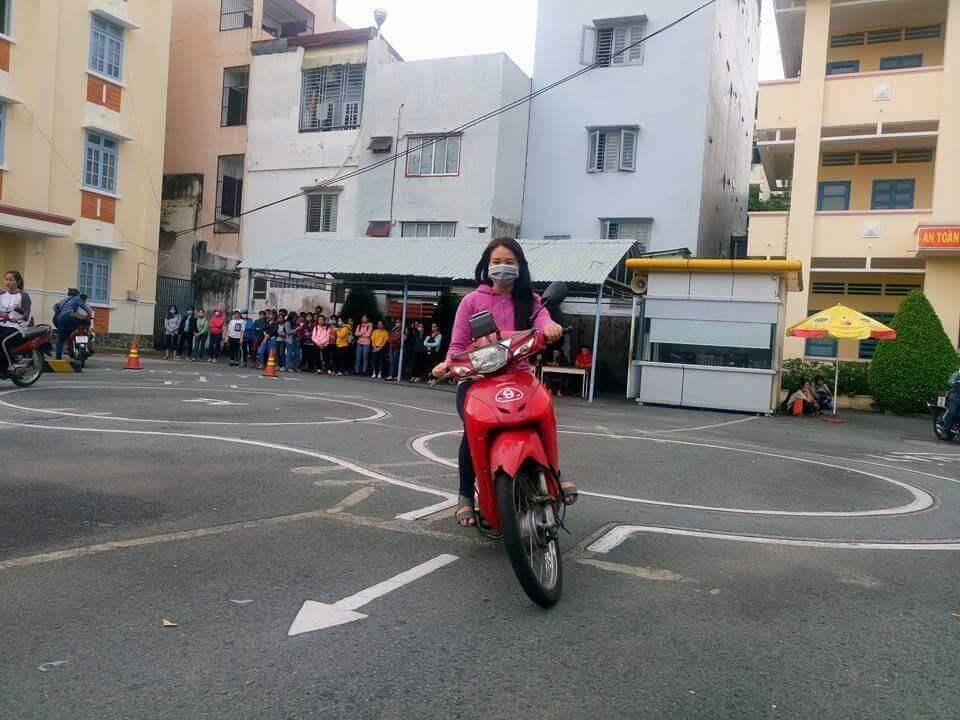 Điều kiện đăng ký thi bằng lái xe máy