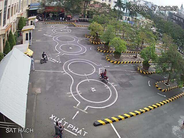 Đăng Ký Thi Bằng Lái Xe Máy A1 Tại Thành Thái - Quận 10 2