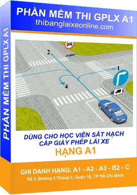 Phần Mềm Thi Bằng Lái Xe A1 Mới Nhất