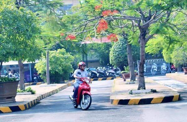 Luật thi bằng lái xe máy mới nhất theo quy định của Bộ 6