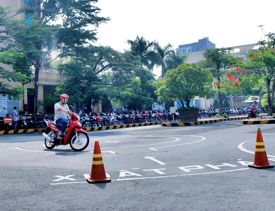 Quy định về việc đăng ký thi bằng lái xe A1 ở Việt Nam