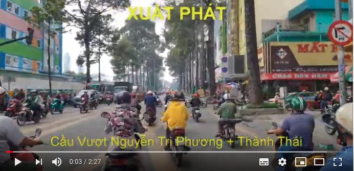Hướng Dẫn Đến Địa Điểm Thi Bằng Lái Xe Máy 51/2 Thành Thái, Quận 10 - TPHCM 1