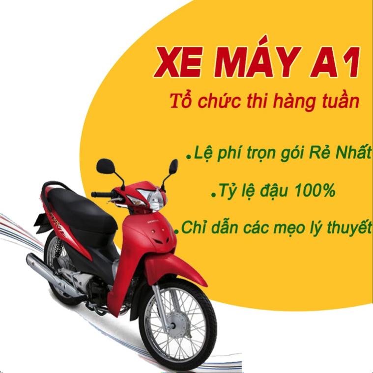thi bằng lái xe máy bình thạnh ở tphcm