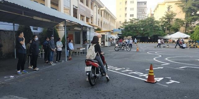 Bí quyết thi bằng lái xe máy Thủ Đức bao đậu 100% 2